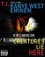Feat. Eminem & Kanye West - Creatures Lie Here