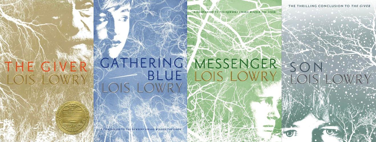 messenger lois lowry