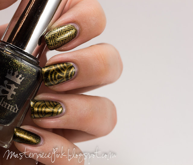 A-England - Beauty Never Fails, H&M Golden Treasure, Winstonia