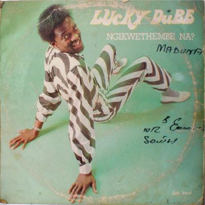 Afro Synth Lucky Dube Ngikwethembe Na 1985