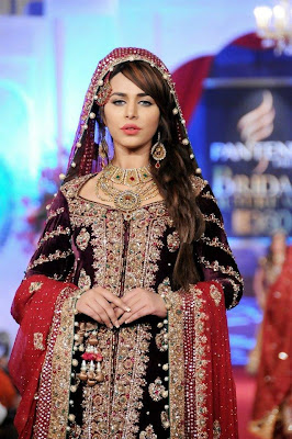 Pantene Bridal Couture Week 18th March 2013 By Style 360