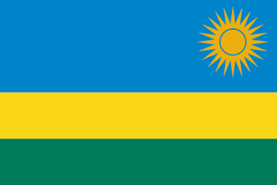 Download Rwanda Flag Free