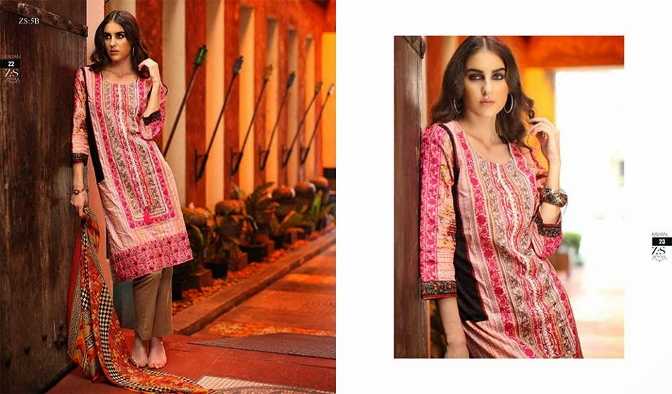 Kalyan casual summer lawn collection
