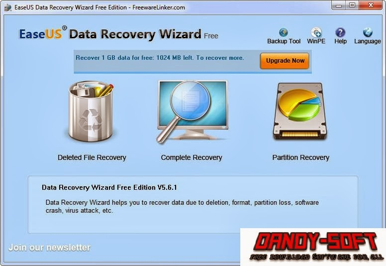 EaseUS Data Recovery Wizard 7.5 Pro Full Version