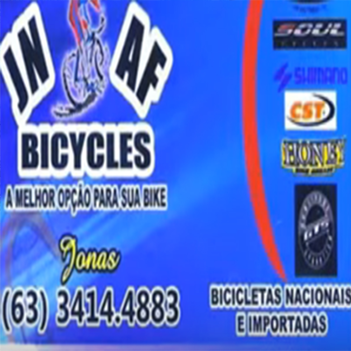 JNAF BICYCLES