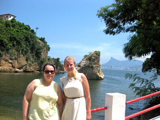 Niteroi: Another day in paradise!