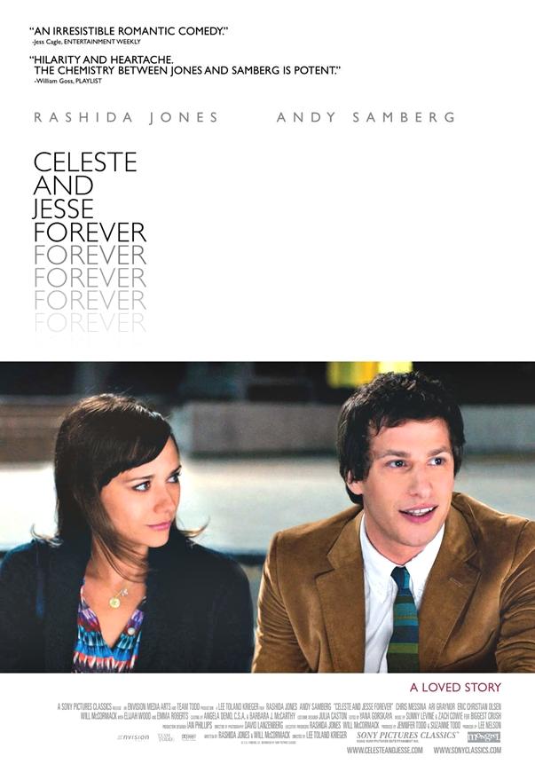 Celeste and Jesse Forever poster
