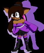 Luci the bat (personaje de lucia)