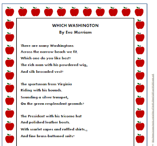 http://www.teacherspayteachers.com/Product/Presidents-Day-Poetry-Lesson-Worksheets-1020774