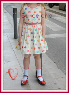 Girls-fashion-dress-daughter-Next-Barcelona