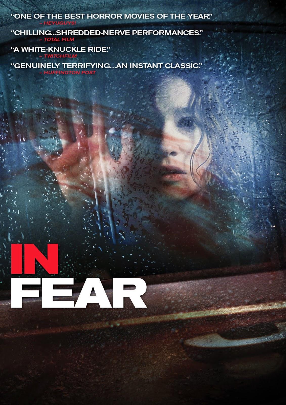 xem phim Mê Lộ - In Fear (2013) full hd vietsub online poster