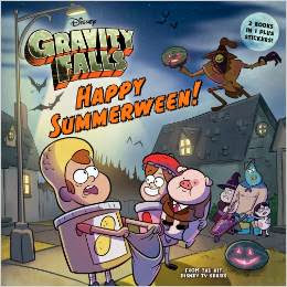 Gravity Falls Happy Summerween!