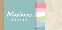 Ik maak tekeningen voor Marianne Design