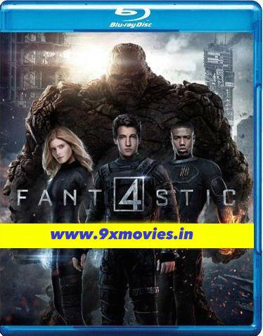 Fantastic Four 2015 English BluRay Download