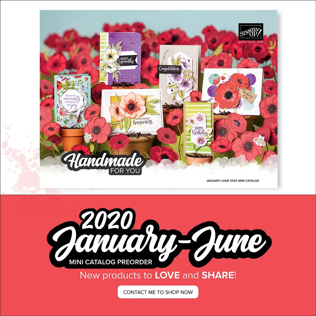 Jan-June 2020 Mini Catalog