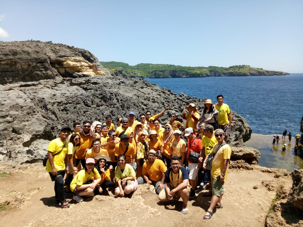 BALI TOUR NUSA PENIDA 15 - 17 FEB 2019 With PT HEXAPHARM