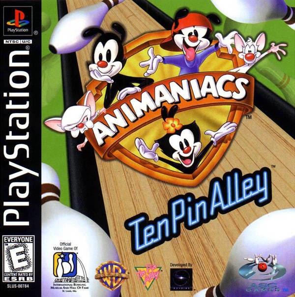 Animaniacs Ten Pin Alley | El-Mifka