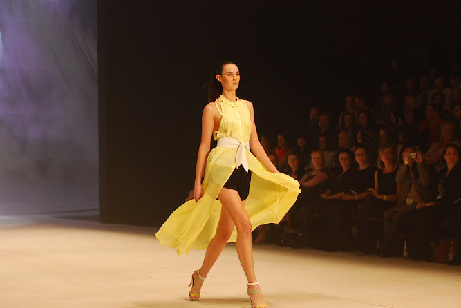 Talulah MBFF Sydney Mercedes Fashion Festival 2012 Runway