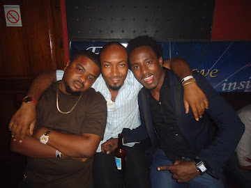 RAYMOND MSHANA,SEIF KABELELE AND ALPHA-TUSKER PROJECT FAME WINNER SEASON 2