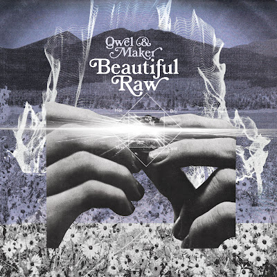 Qwel & Maker ‎– Beautiful Raw (2013, CD, 320)