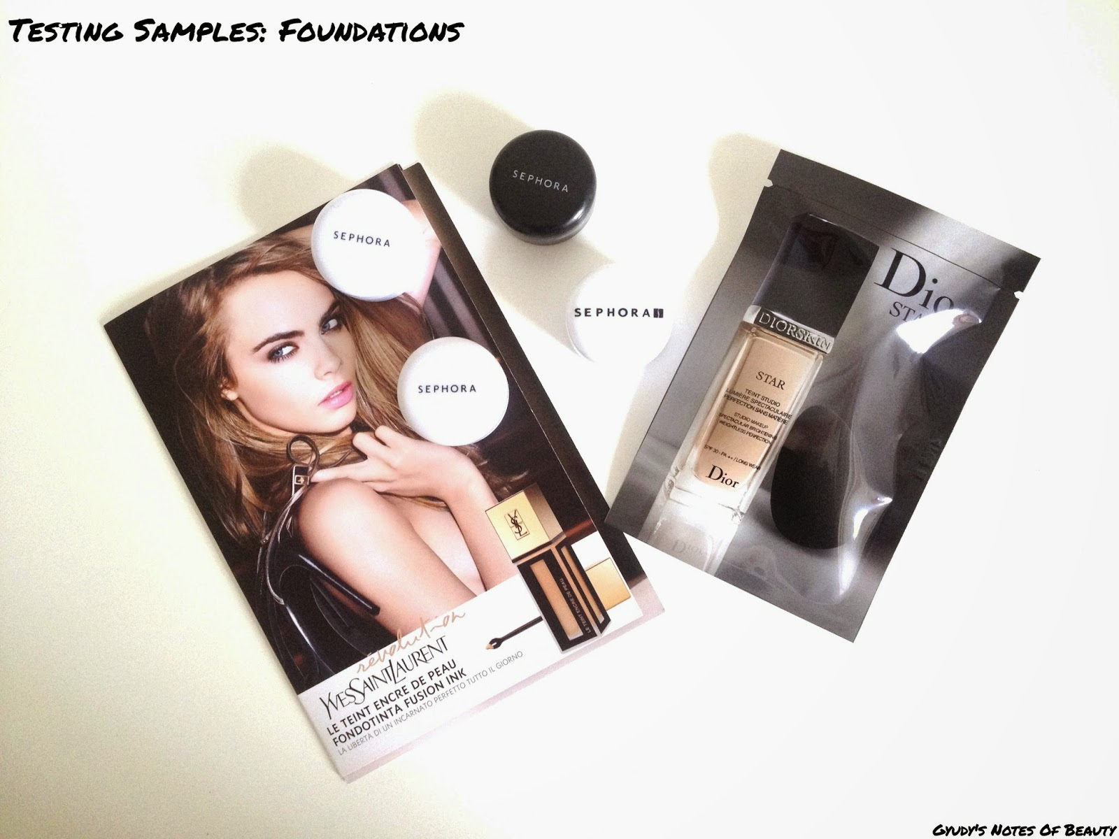 New Foundation Samples