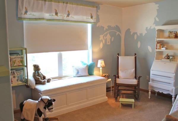 Hogar dulce hogar el cuarto del bebe todo lo que for Pintar habitacion bebe
