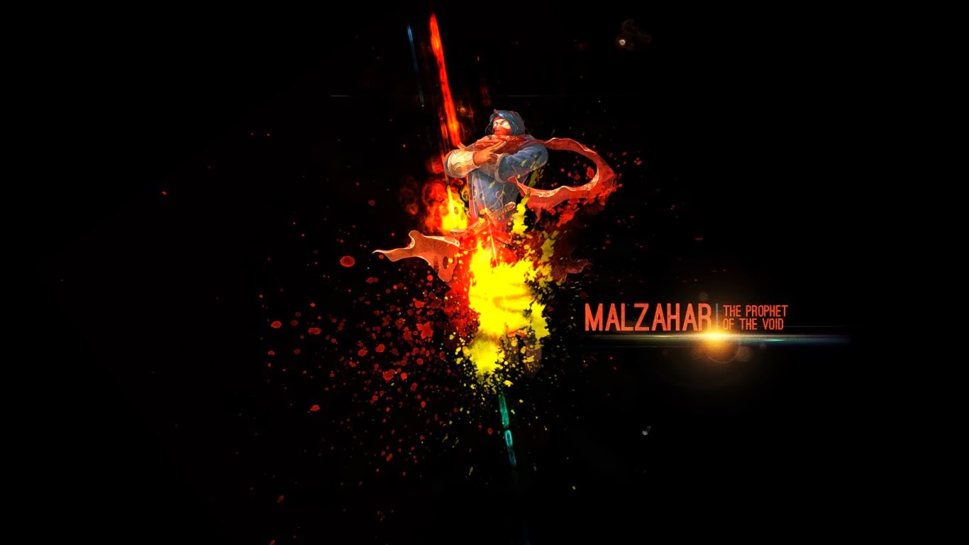 Malzahar League of Legends Wallpaper