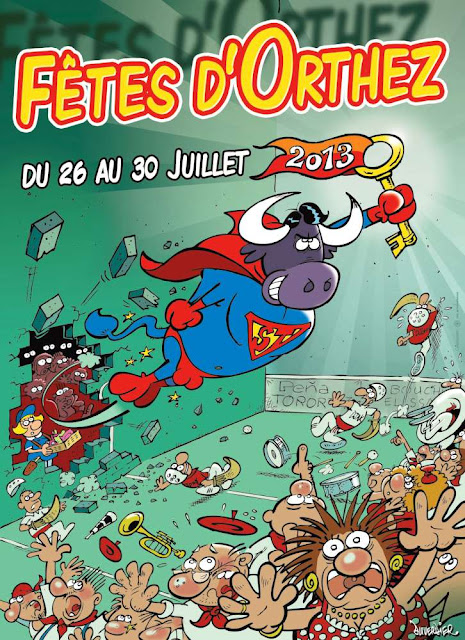 #féria d'Orthez 2013 #béarn