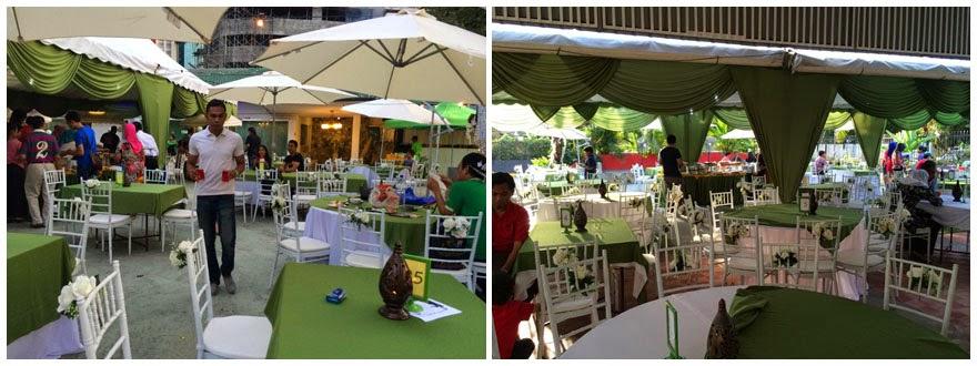 Buffet ramadhan casa ombak nikkhazami com for Casa jardin jalan damai