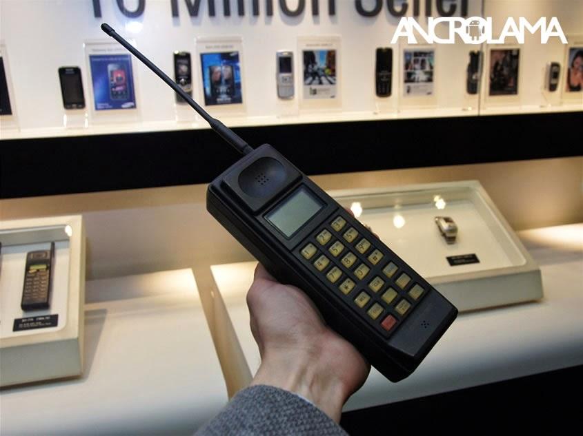 Samsung'un ilk Cep Telefonu