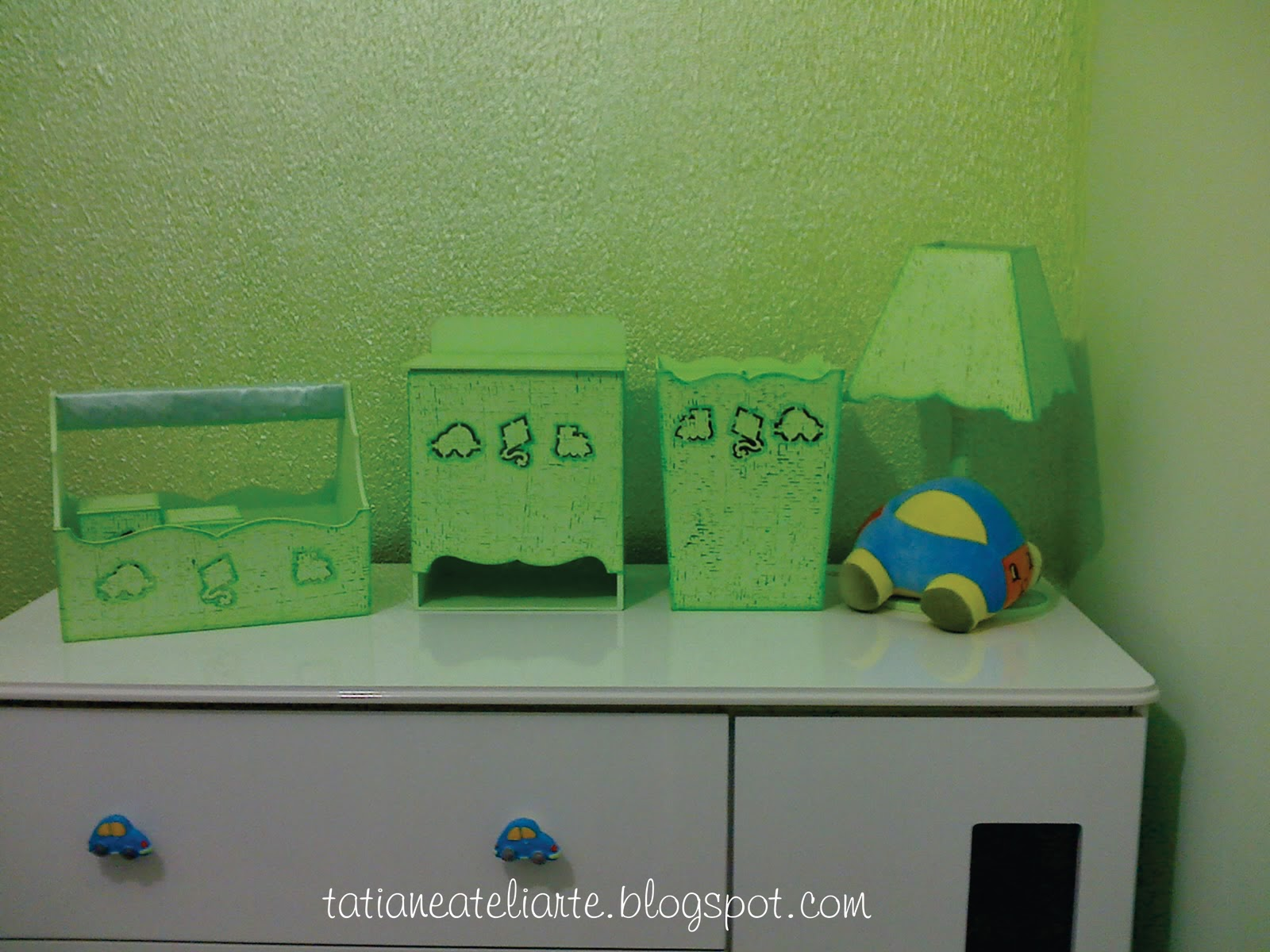 Ateliarte Quarto de Bebê Verde ~ Cores Para Quarto De Bebe Verde