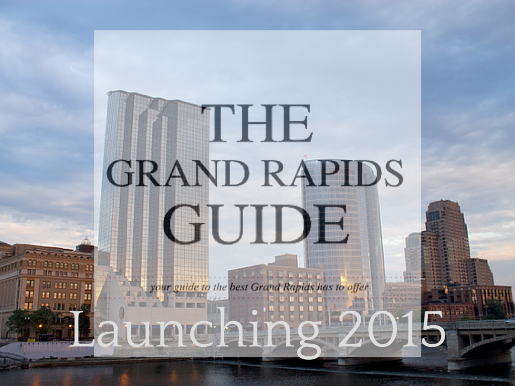 Grand Rapids, The Grand Rapids Guide Logo