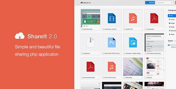 Download Script File Sharing Upload PHP