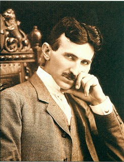 What inspired band name Tesla - Nicola Tesla
