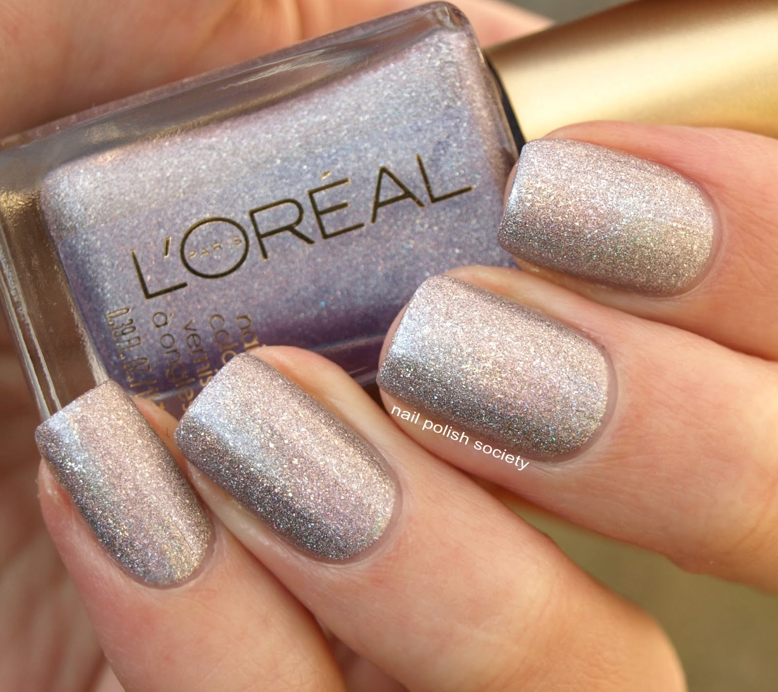 Nail Polish Society: L\'Oréal Masked Affair Swatches and Review