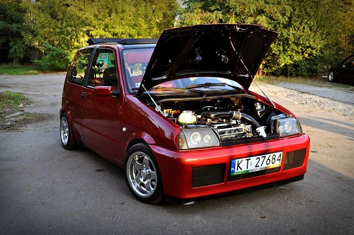 Fiat Cinquecento Marca 2013