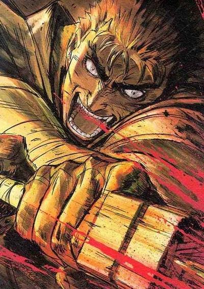 Berserk Manga Scan