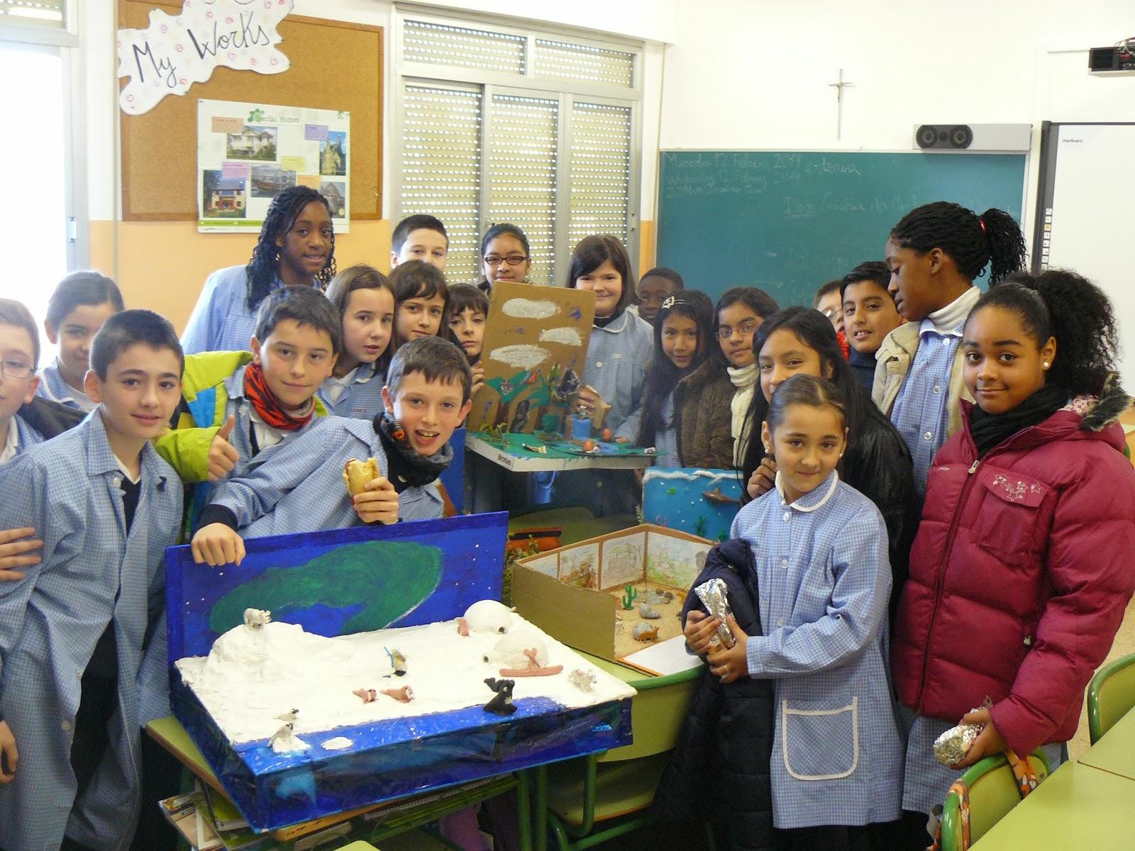 Colegio amor de dios burlada ecosistemas en 5 de primaria - Colegio amor de dios oviedo ...