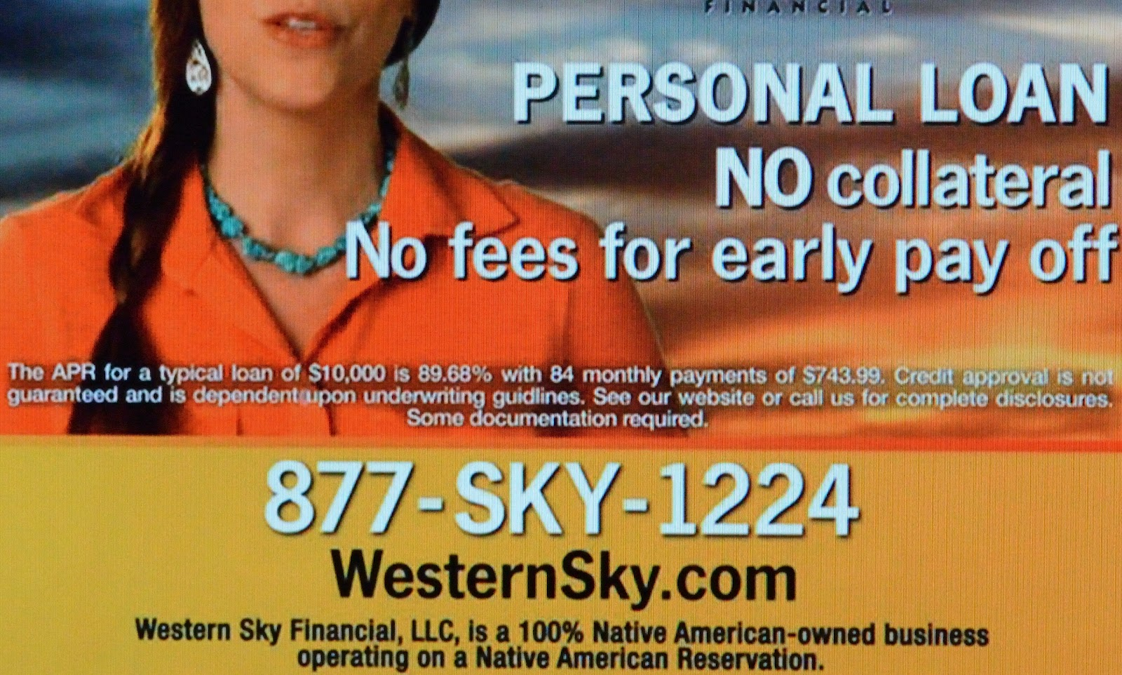 Western Sky Loans >> Quotes from a payday loan store...... - Page 2 - AR15.COM