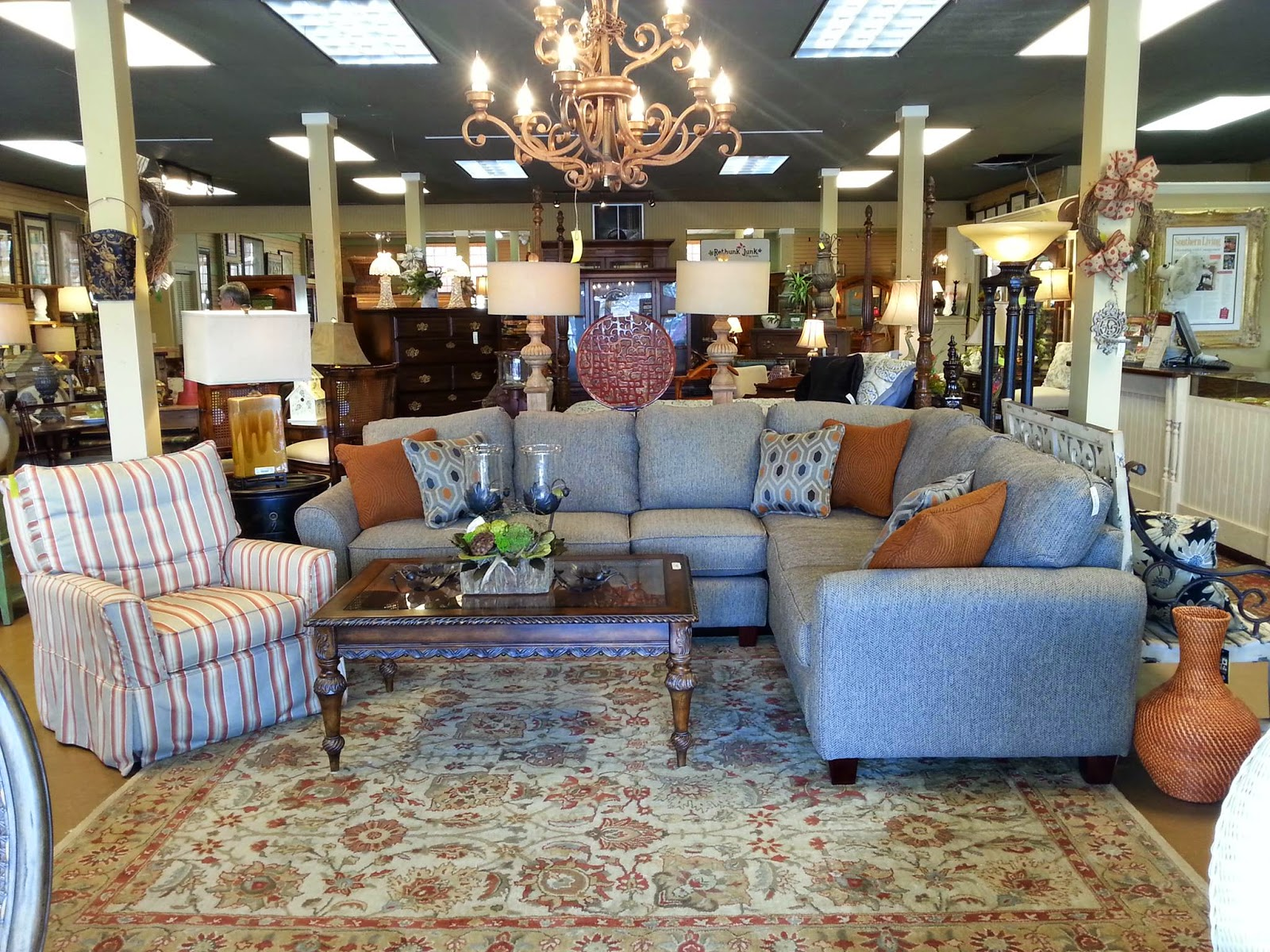 Atlanta Consignment Furniture Stores are loaded with