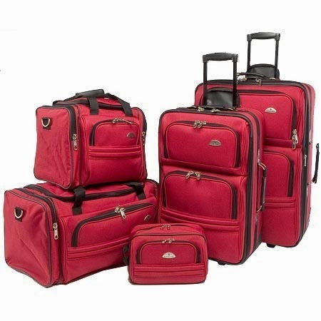 Self Wealth: 5 Name Brand Discount Luggage Sets on Sale Now!