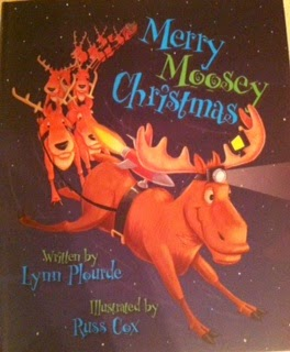 http://www.amazon.com/Merry-Moosey-Christmas-Lynn-Plourde/dp/1939017386/ref=sr_1_1?ie=UTF8&qid=1419601980&sr=8-1&keywords=merry+moosey+christmas