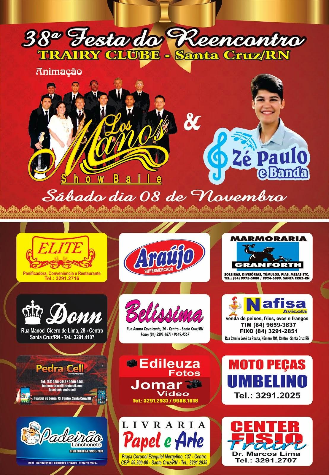 08/11 - 38ª FESTA DO REENCONTRO