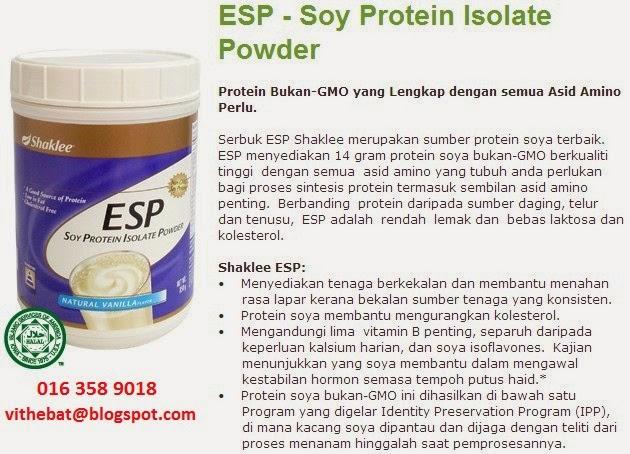 ESP non-gmo
