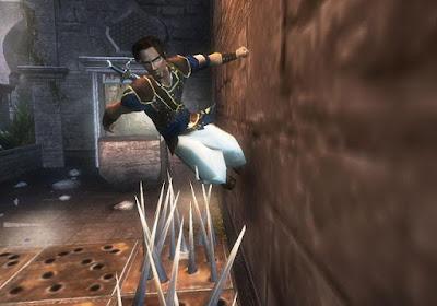 Running on wall