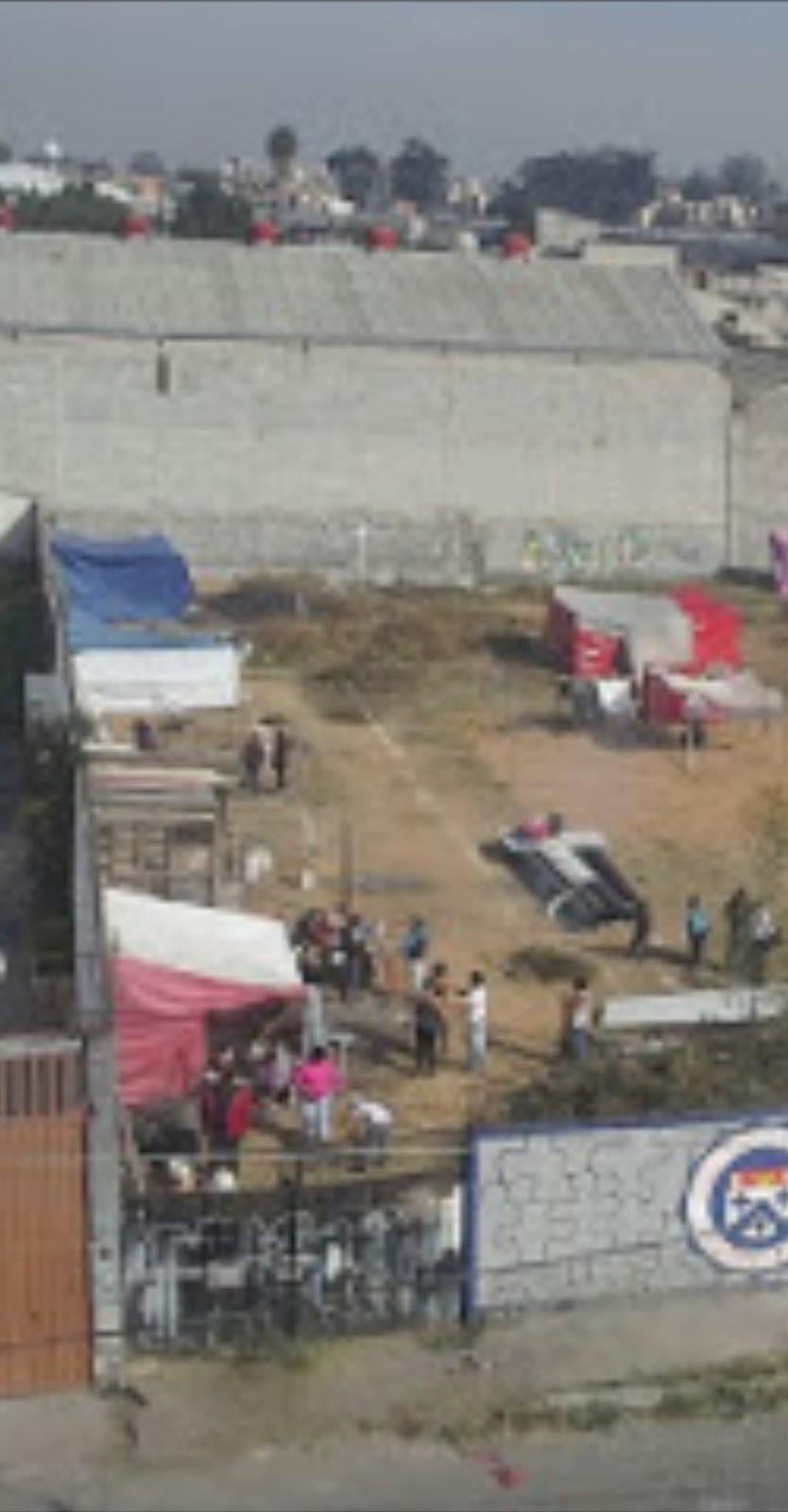 Con invasiones en Morena buscan asegurar continuidad en Tláhuac