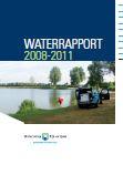 cover waterrapport 2008-2011 waterschap Rijn en IJssel