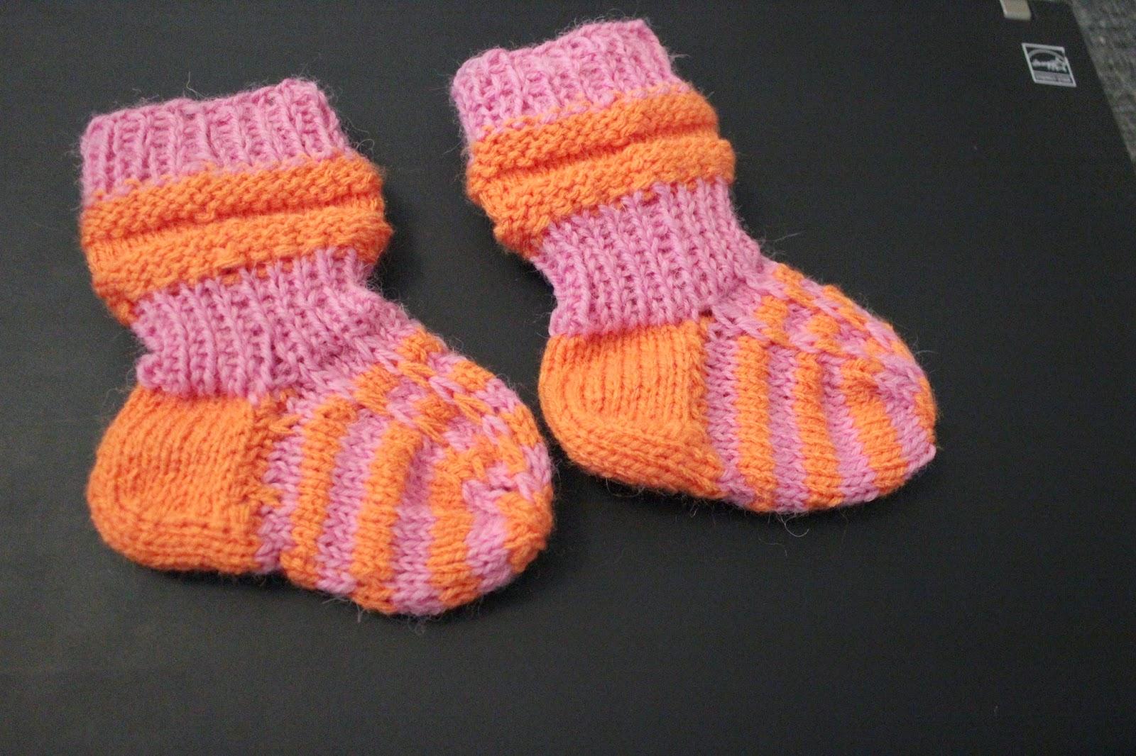 Vauvan villasukat