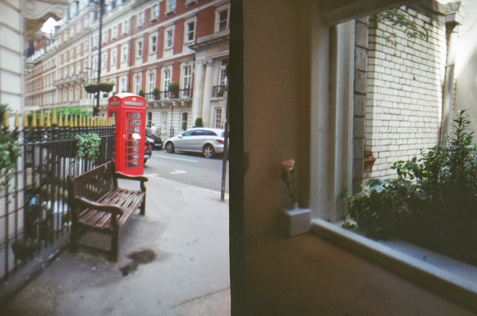 Superheadz Golden Half Camera London