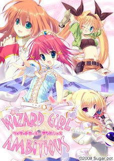 Wizard Girl Ambitious